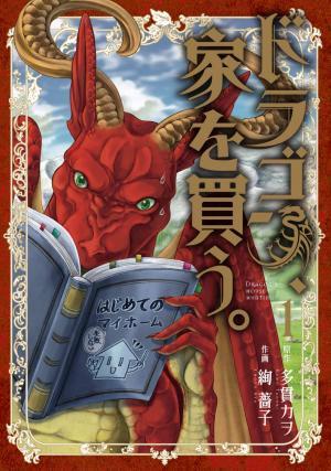 couverture, jaquette Jeune Dragon recherche appartement ou donjon 1  (Mag garden) Manga