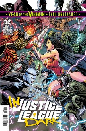 Justice League Dark # 15 Issues V2 (2018 - Ongoing)