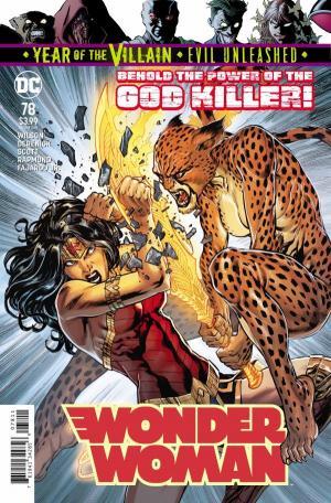 Wonder Woman # 78