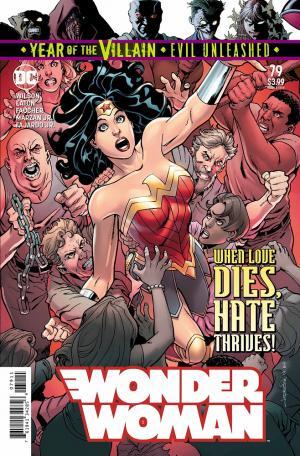 Wonder Woman # 79