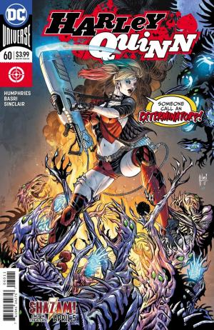 Harley Quinn # 60 Issues V3 (2016 - Ongoing) - Rebirth