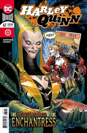 Harley Quinn # 62 Issues V3 (2016 - Ongoing) - Rebirth