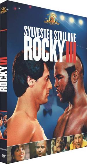 Rocky III - L'oeil du Tigre édition simple