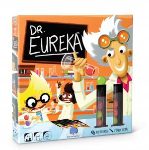 Dr. Eureka édition simple