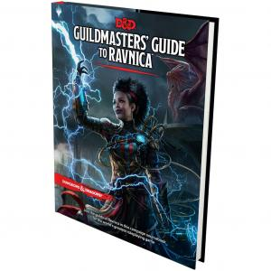 Dungeons & Dragons : Guildmaster's Guide to Ravnica édition simple