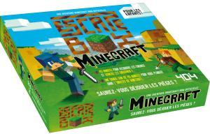 Escape Box : Minecraft édition simple