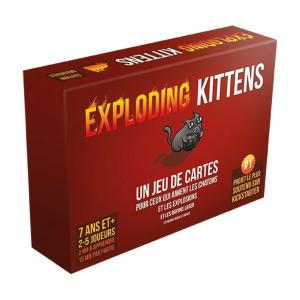 Exploding Kittens édition simple