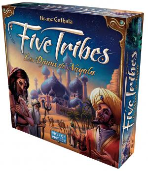 Five Tribes édition simple