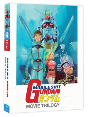 Mobile Suit Gundam - Trilogie  simple