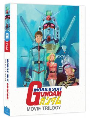 Mobile Suit Gundam - Trilogie édition simple