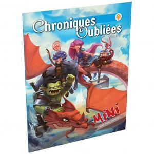 Chroniques Oubliées : Fantasy - Mini édition simple