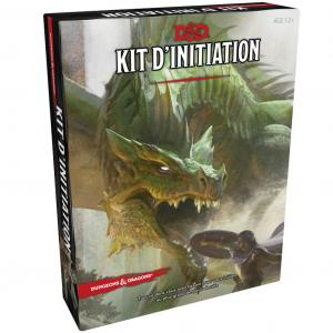 Dungeons & Dragons : Kit d'initiation édition simple