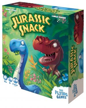 Jurassic Snack édition simple