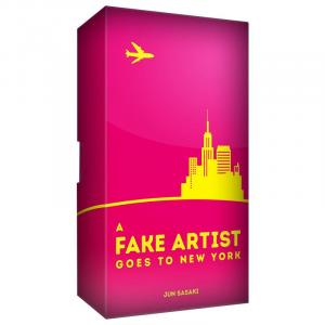 A fake artist goes to New York édition simple