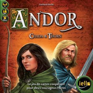 Andor Chada et Thorn édition simple