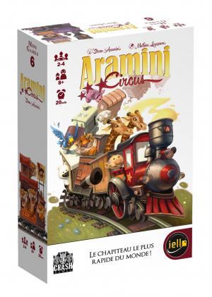 Aramini circus édition simple