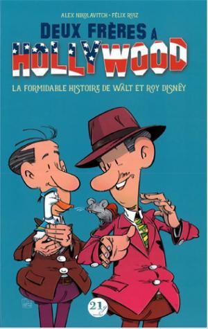 Deux frères à Hollywood  simple