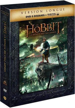 Le Hobbit : la Bataille des Cinq Armées édition Version longue deluxe