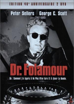 Docteur Folamour édition 40ème anniversaire 2 DVD