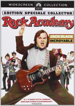 Rock Academy édition edition spéciale collector