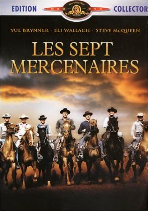 Les sept mercenaires édition collector