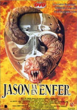 Vendredi 13 - Chapitre 9 : Jason va en enfer édition simple
