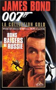 Bons baisers de Russie édition gold édition