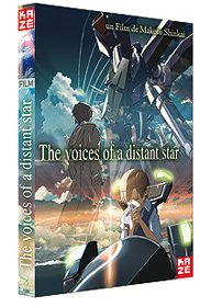 The Voices of a Distant Star édition DVD