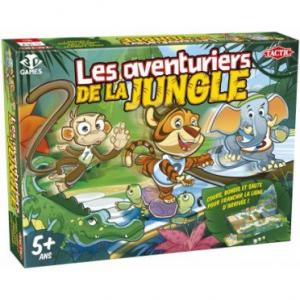 Les Aventuriers de la jungle édition simple