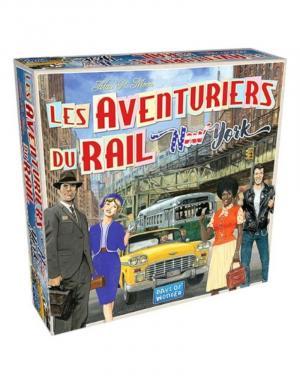 Les Aventuriers du rail : New York édition simple