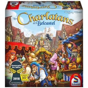 Les Charlatans de Belcastel édition simple