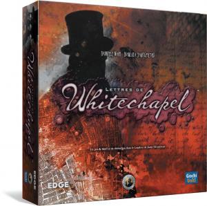 Lettres de Whitechapel édition simple