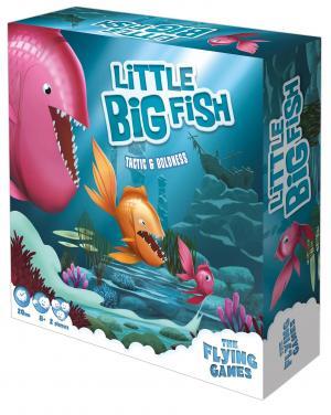 Little Big Fish édition simple