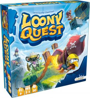 Loony Quest édition simple
