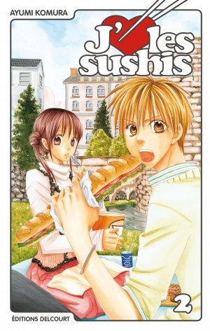 J'aime les sushis T.2