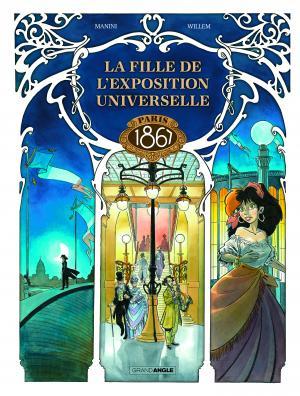 La fille de l'exposition universelle édition Edition spéciale CBBD