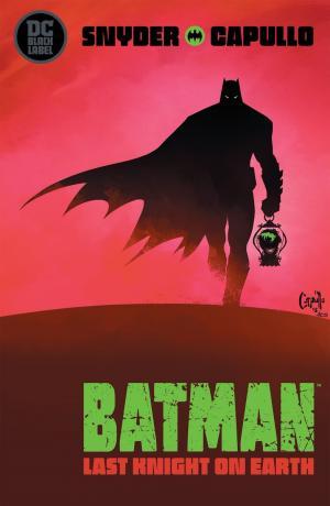 Batman - Last Knight on Earth # 1 Issues