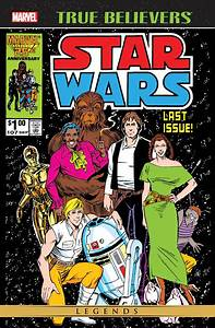 true believers : star wars - last issue édition Issues
