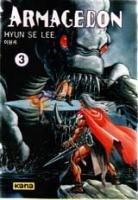 couverture, jaquette Armagedon 3 KANA (kana) Manhwa