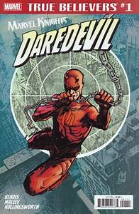 Daredevil # 1 Issues