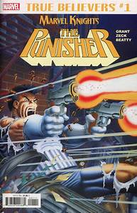 Punisher # 1 Issues