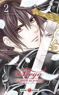 couverture, jaquette Freya 2  (Doki-Doki)