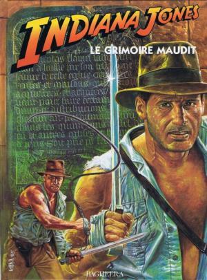 Indiana Jones et le Grimoire maudit édition simple