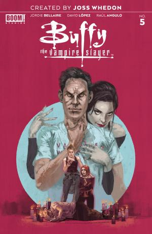 Buffy Contre les Vampires # 5 Issues V1 (2019 - Ongoing)
