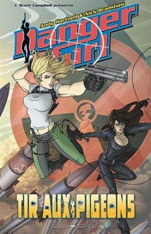 Danger Girl 5 TPB Hardcover - Intégrale
