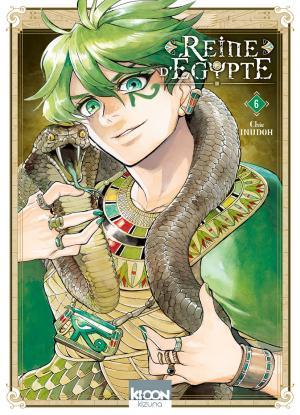 couverture, jaquette Reine d'Égypte 6  (Ki-oon) Manga