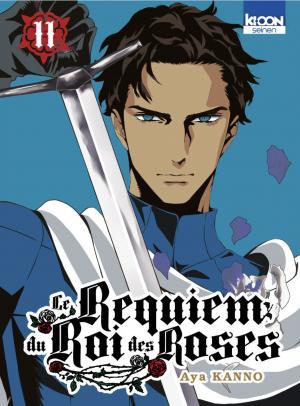 couverture, jaquette Le Requiem du Roi des Roses 11  (Ki-oon)