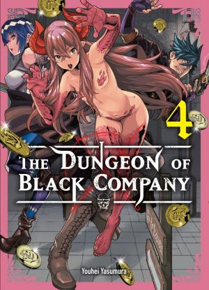 The Dungeon of Black Company # 4