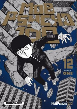 Mob Psycho 100 12 Simple