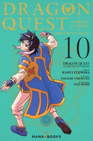 Dragon Quest - Les Héritiers de l'Emblème #10